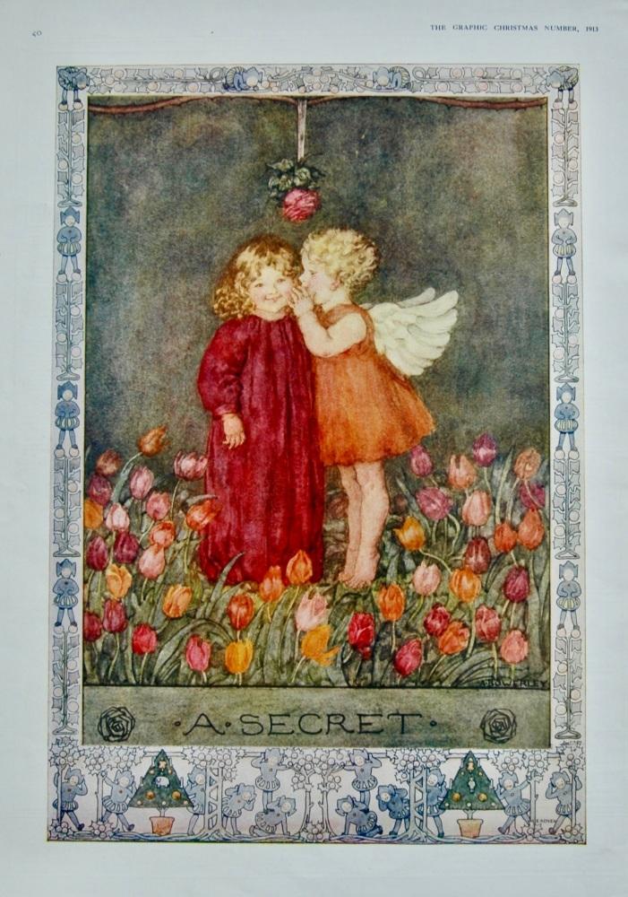 """""""A Secret.""""  1913."""