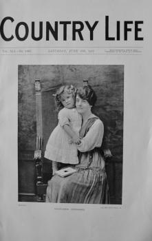 Country Life - Viscountess Ennismore 1917