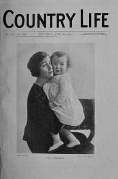 Country Life - June 9, 1917