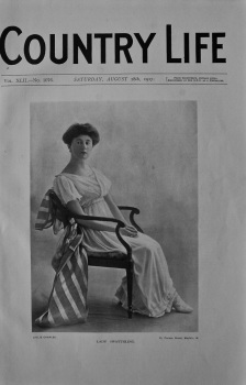 Country Life - Lady Swaythling