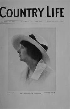 Country Life - The Marchioness of Carisbrooke