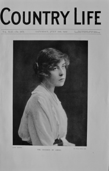 Country Life - The Countess of Airlie