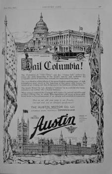 Austin - Columbia Advert