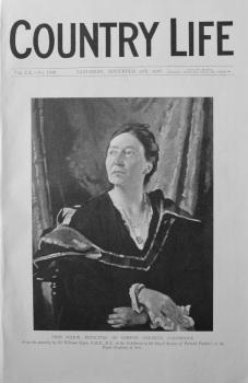 Country Life - November 27th, 1926