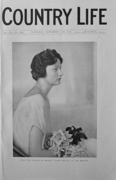 Country Life - November 13th, 1926