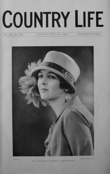 Country Life - July 17th, 1926