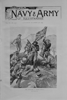 Navy & Army Illustrated - October 7th, 1899