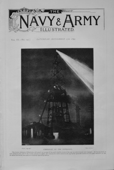 Navy & Army Illustrated - November 25th, 1899