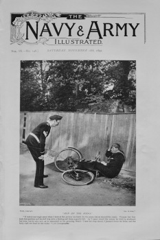 Navy & Army Illustrated, November 18th, 1899