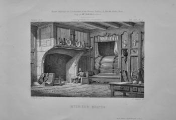 Interior Breton.  1873.