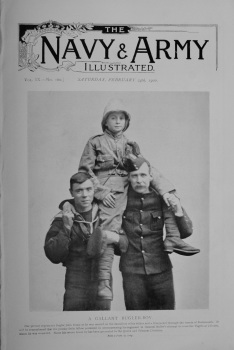 Navy & Army Illustrated, February 24th, 1900