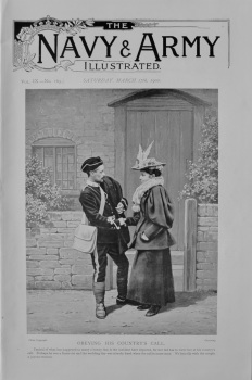 Navy & Army Illustrated - March 17th, 1900