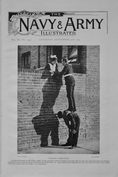 Navy & Army Illustrated, September 30th, 1899