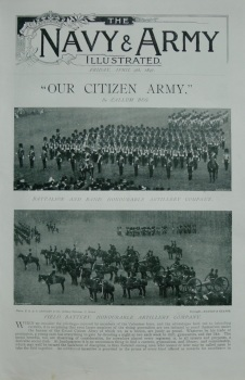 Navy & Army Illustrated - April 9th, 1897