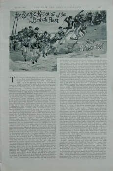 Navy & Army Illustrated - May 21st, 1897