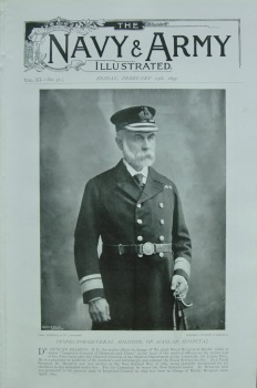 Navy & Army Illustrated - February 19th, 1897