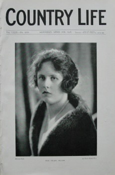 Country Life - April 28th, 1928