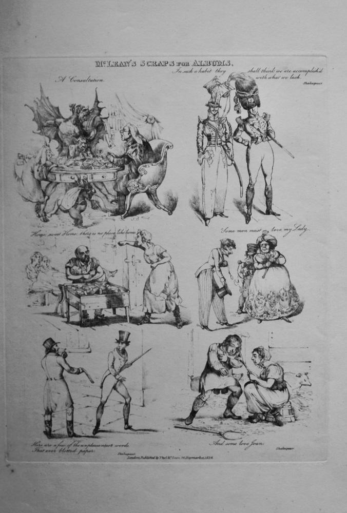 McLean's Scraps for Albums.  1848c.