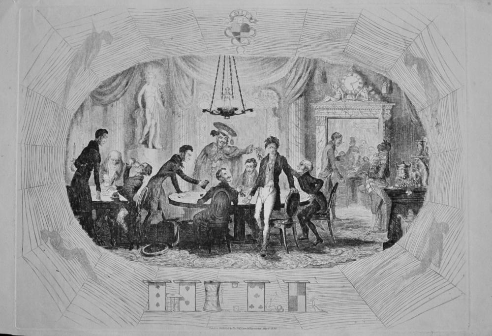 Omnibus.  (By Robert Seymour)  1830.