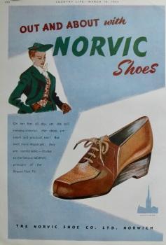 Norvic Shoes