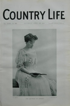Country Life - April 16th, 1910