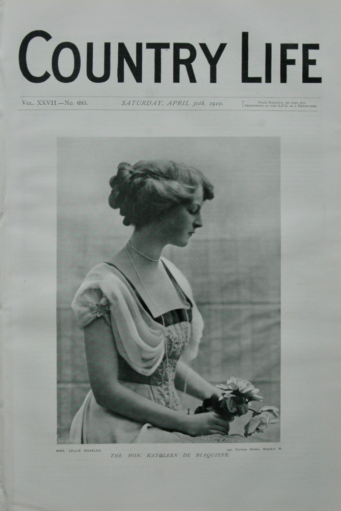 Country Life - April 30th, 1910