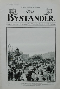 The Bystander Title Page
