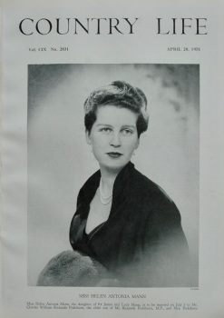 Country Life - April 20, 1951