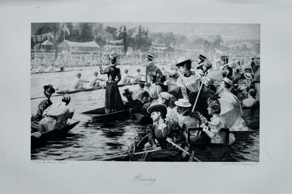 Rowing - 1898