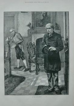 """An Old School Fellow"" 1883"