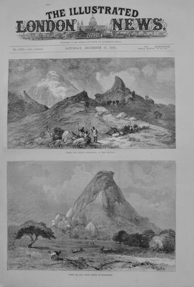 Jebel El Ain - 1883