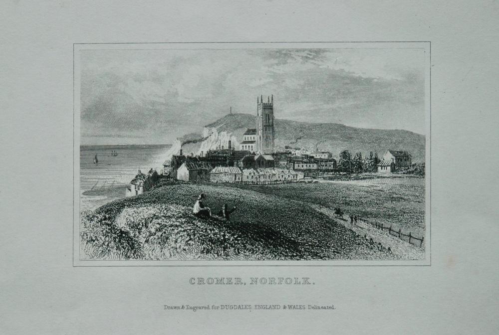 Cromer, Norfolk.  1845.