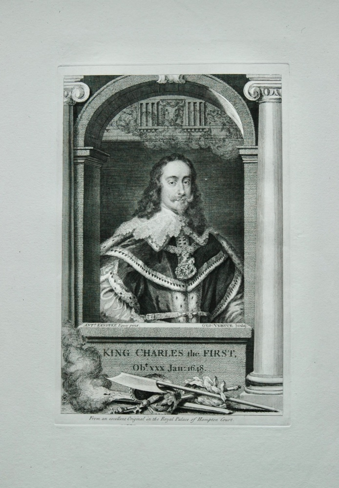 King Charles the First, Obt. xxx January 1648.