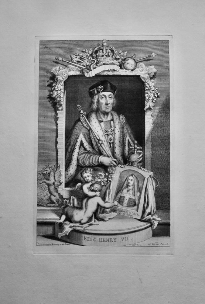 King Henry VII.  1736.