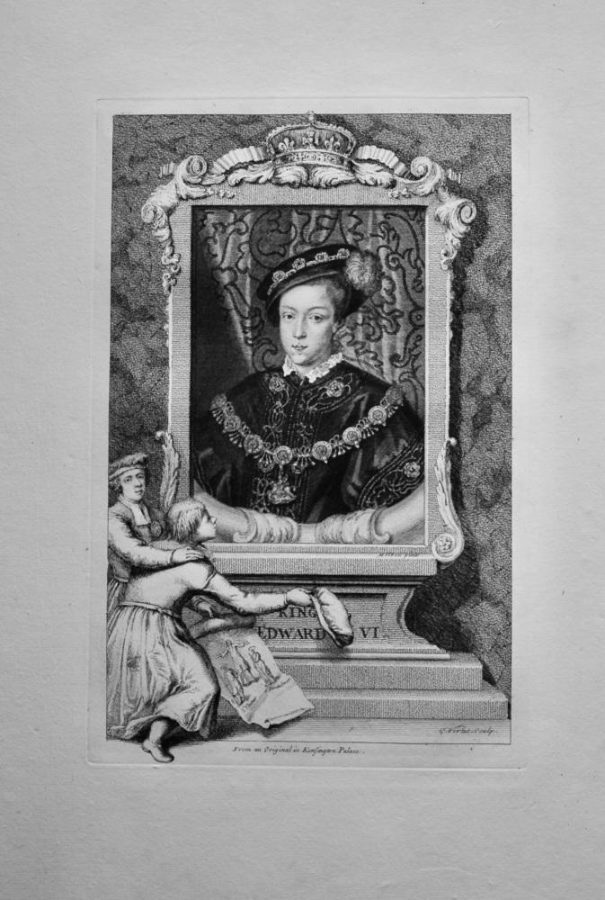 King Edward VI.  1736.