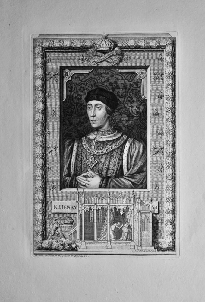 King Henry VI.  1736.
