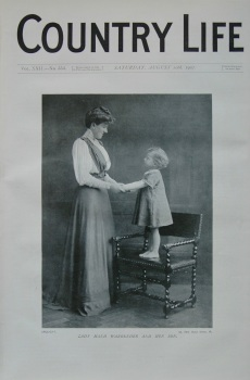 Country Life - August 10, 1907