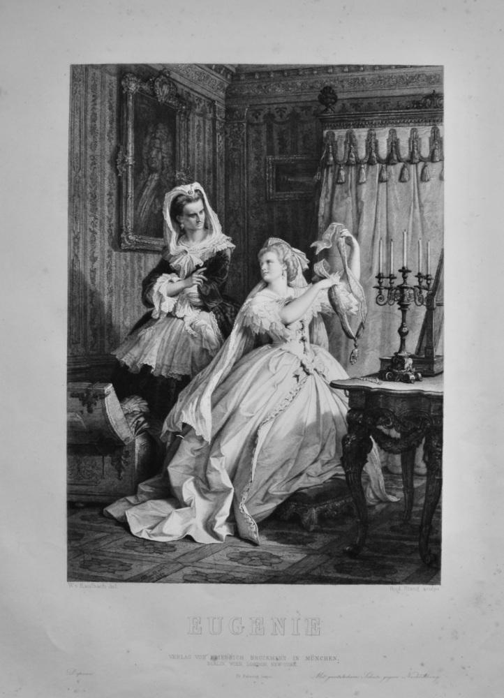 Eugenie.  1860c.