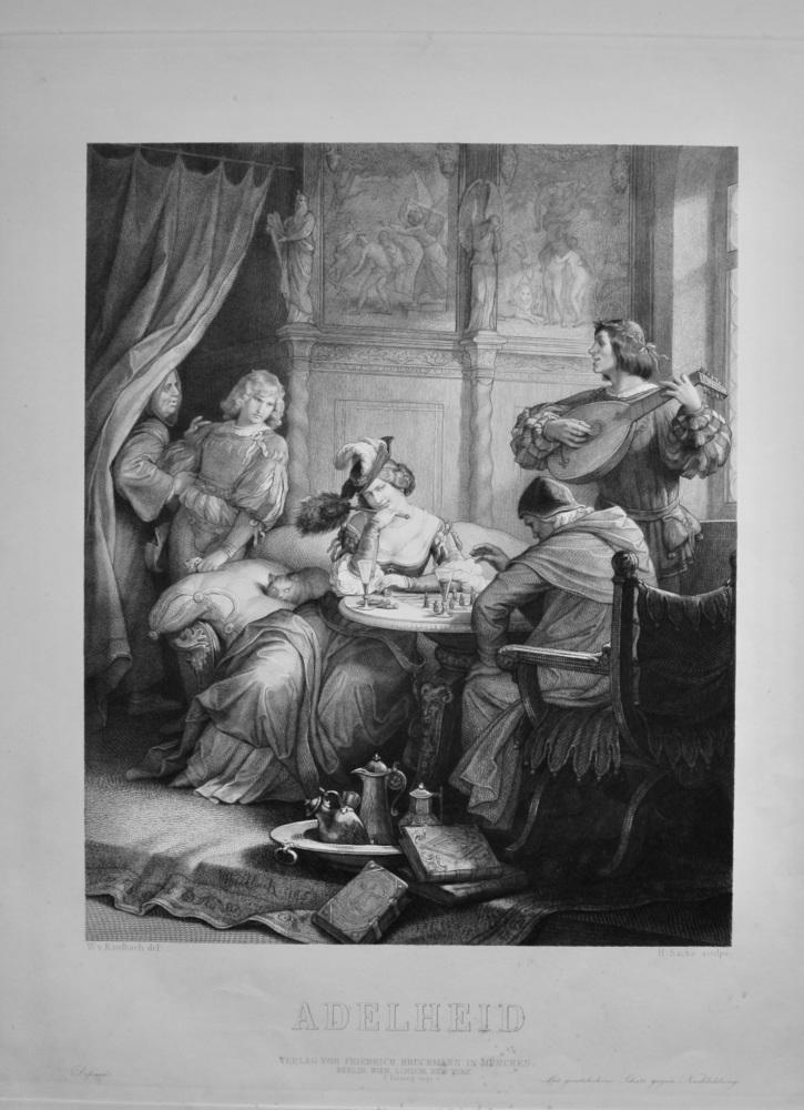 Adelheid.  1860c.