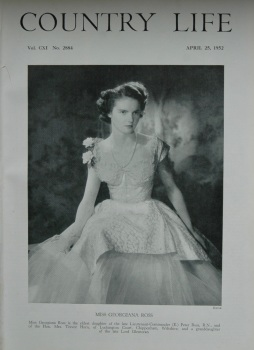 Country Life - April 25, 1952