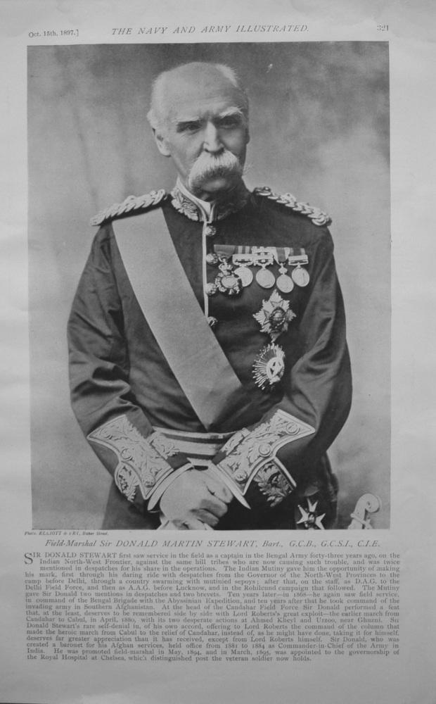 Field-Marshal Sir Donald Stewart - 1897
