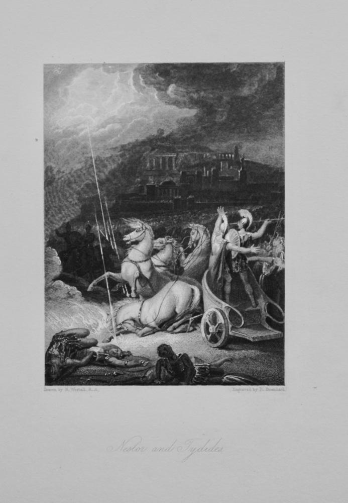 Nestor and Tydides.