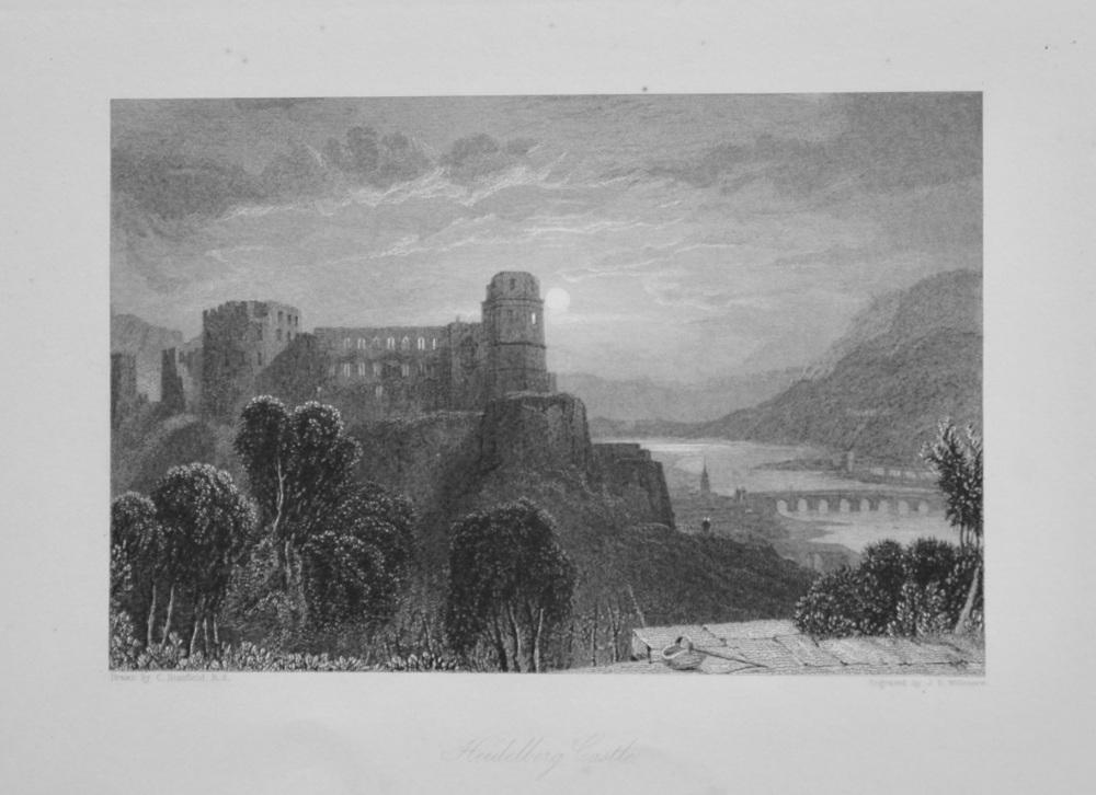Castle of Heidelberg.