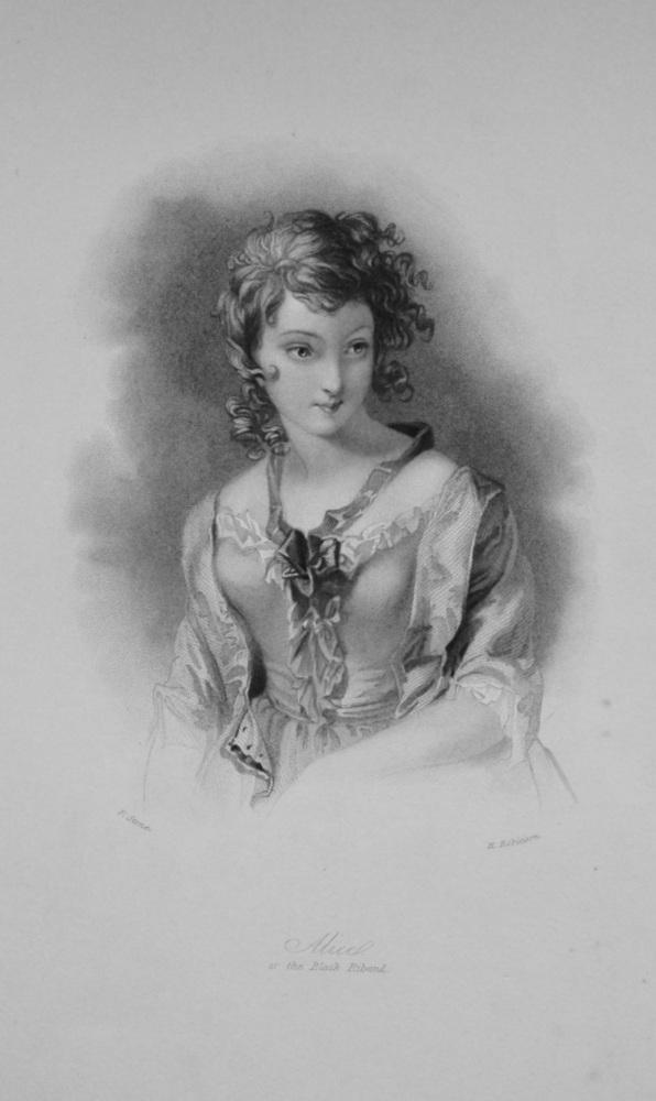 Alice. 1846.