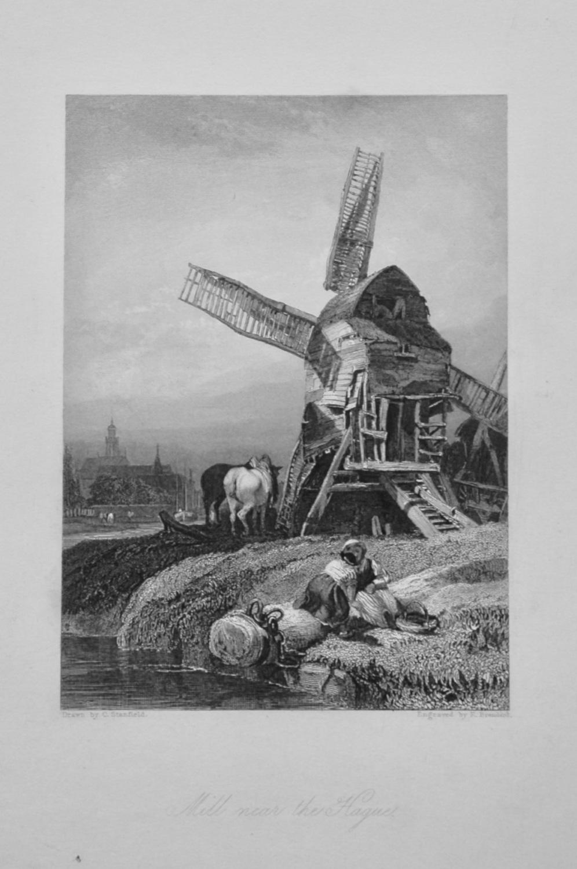 Mill, near the Hague.