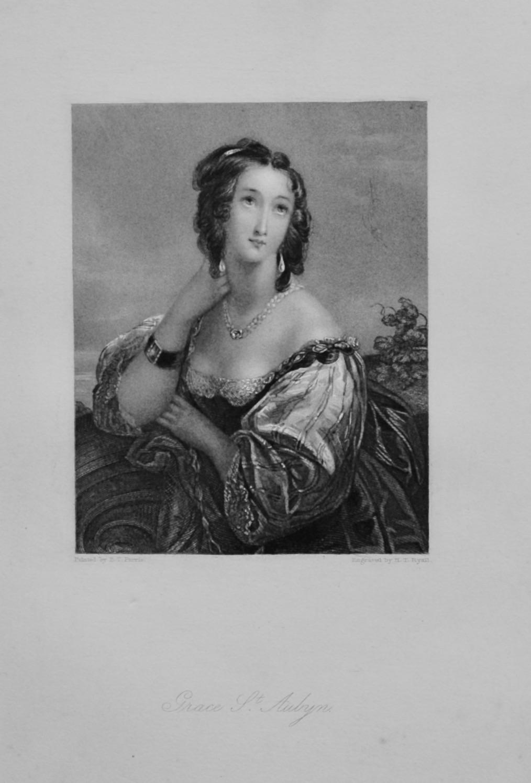 Grace St. Aubyn.