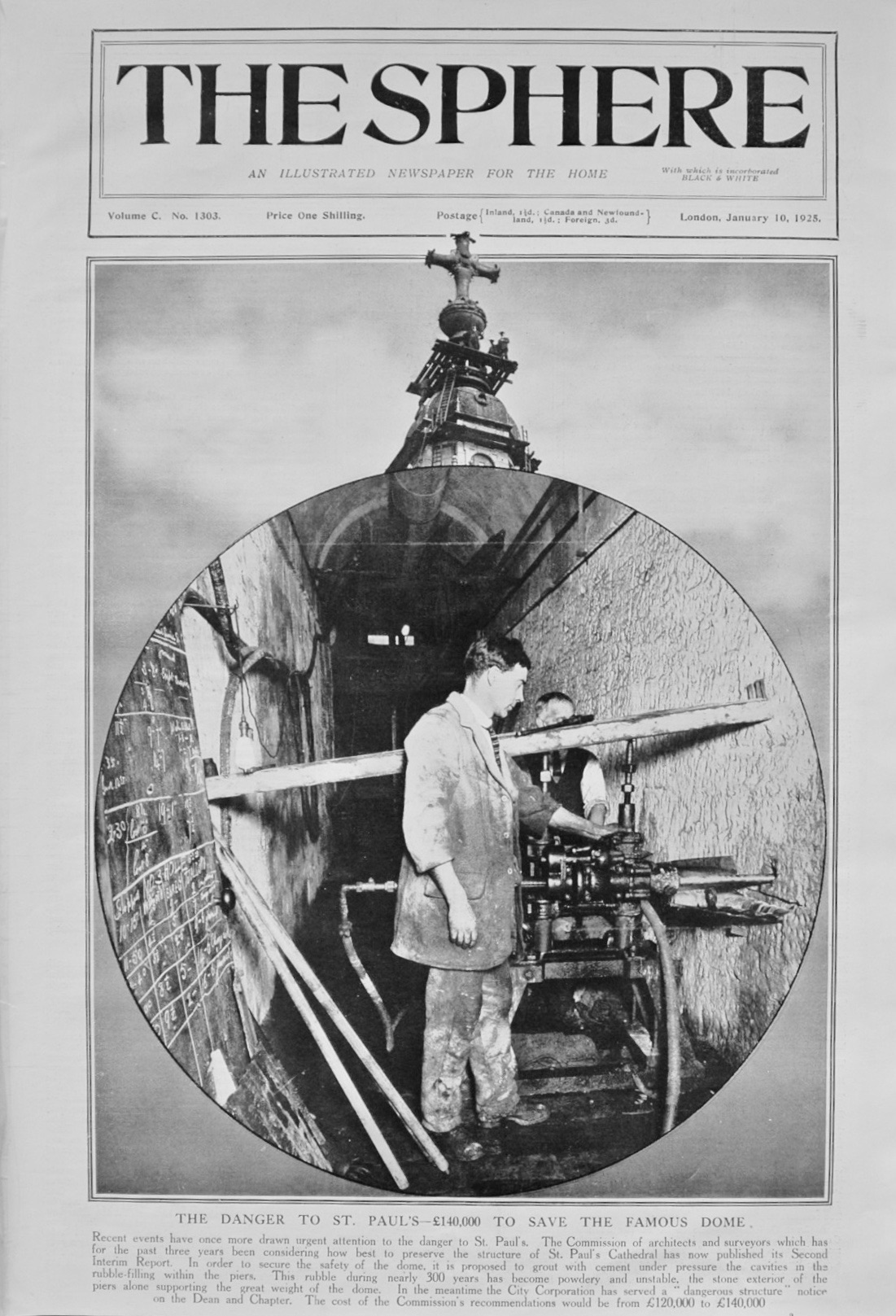 The Sphere - January 10, 1925