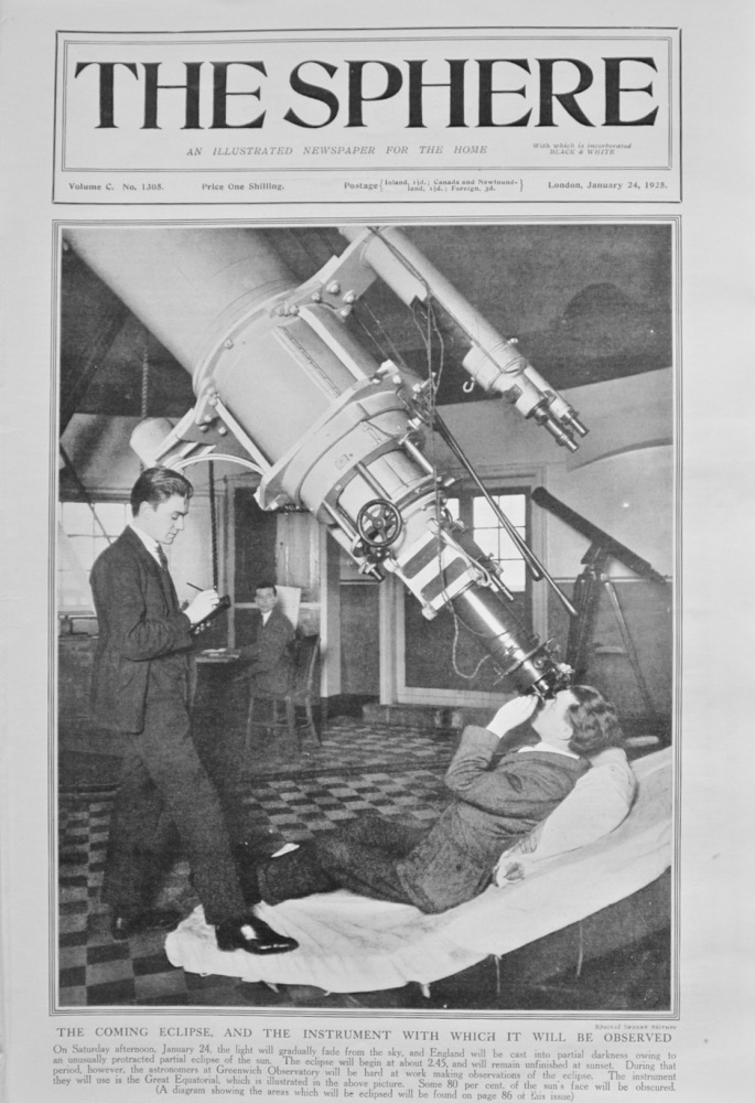 The Sphere - January 24, 1925