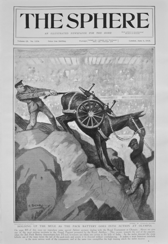 The Sphere - June 6, 1925