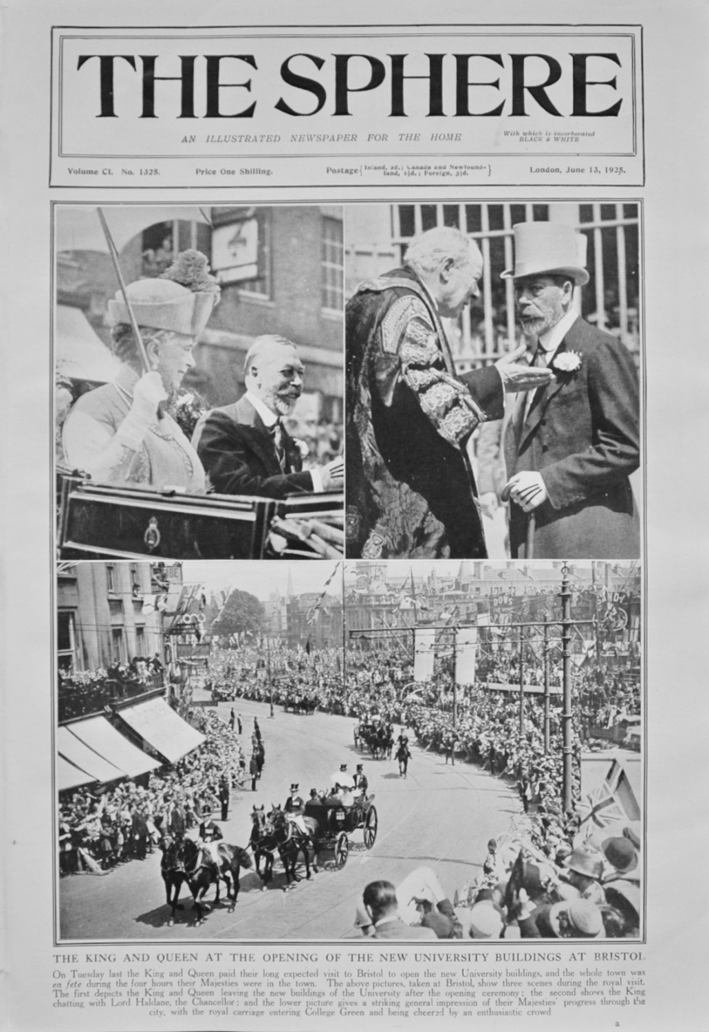 The Sphere - June 13, 1925